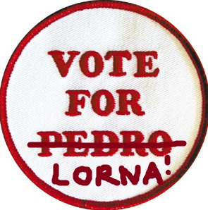 Vote for lorna