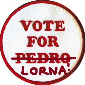 Vote for lorna