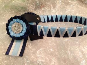 A made to order Special Edition browband
