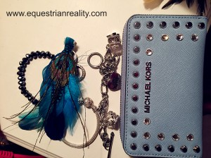 I am such a magpie - I love accessories!